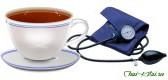 Влияние зелёного чая на артериальное давление