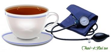 контроль давления после чаепития
