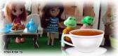 Зеленый чай против электромагнитного излучения