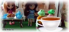 Зеленый чай для малышей - друг или враг
