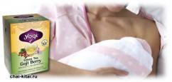 Зеленый чай для кормящих мам