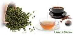 Сколько кофеина в зелёном чае