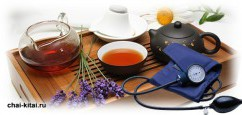 Зелёный чай и пониженное давление