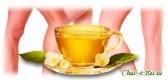 При варикозе пейте зелёный чай