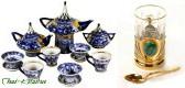 Как накрыть чайный стол в европейских традициях