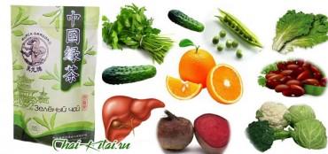 фолиевая кислота и зеленый чай
