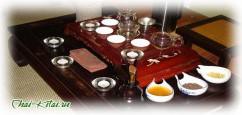 Пошаговое приготовление китайского чая