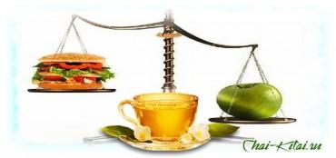 похудение с чаем