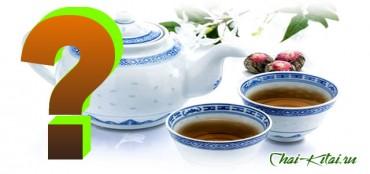 полезный чай или вредный