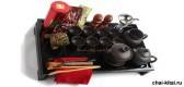 Какая посуда нужна для чайной церемонии
