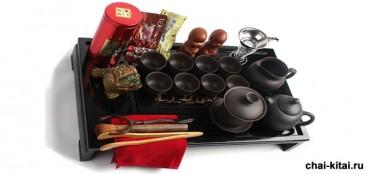 посуда и чайные принадлежности