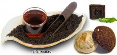Чай пуэр – китайский рецепт похудения