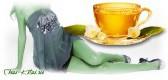 Как провести разгрузочный день на зелёном чае
