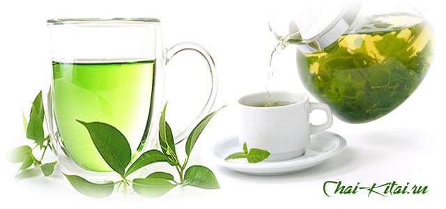 похудение и зеленый чай