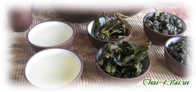 виды жасминового чая